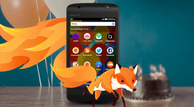Primer mirada a Firefox OS
