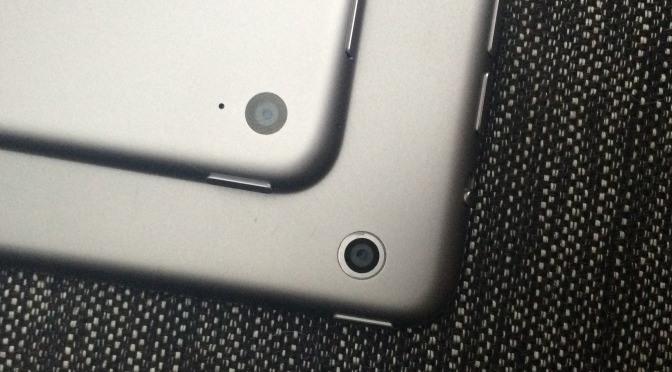 Unboxing y primeras impresiones: iPad Air 2