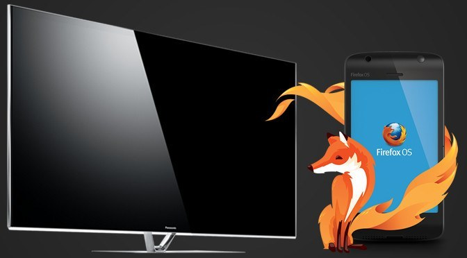 Firefox OS en los Smart TV Panasonic